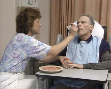 Alzheimer's Disease- Natural Feeding Techniques