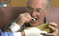 Brush Those Teeth & Dentures- Mouth Care for the Dependent Elderly