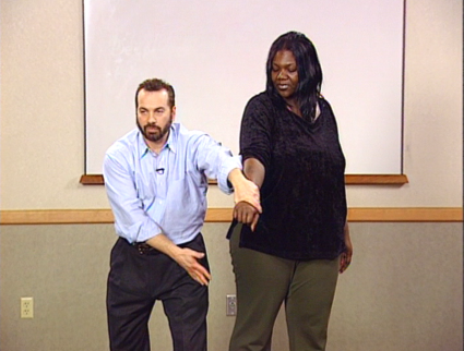 Dealing with Physical Aggression in Caregiving Non-Physical & Physical Interventions Session 4- Finger Grabs
