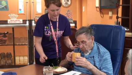 I'll Be There For You - Providing Person-Centered Dementia Care