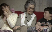 Surrounded With Love-Grandparents Raising Grandchildren